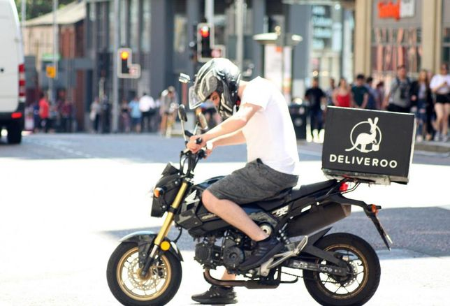 deliveroo manchester