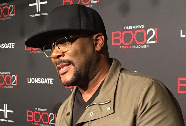 Boo2 Premiere With Tyler Perry!