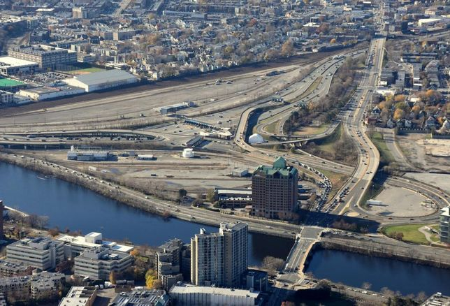 Mass Pike Straightening To Cost $1B, And Some Say Harvard Should Help Pay