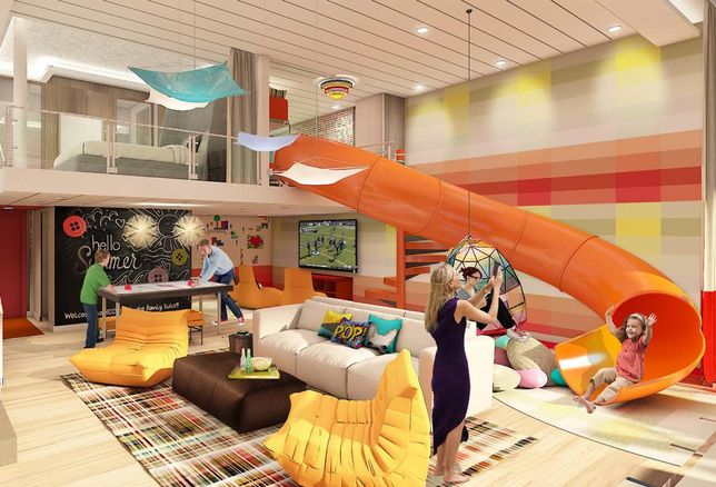 Cruise Ship Looks To Sail Past Competition With Robot Bartenders, Lavish Amenities