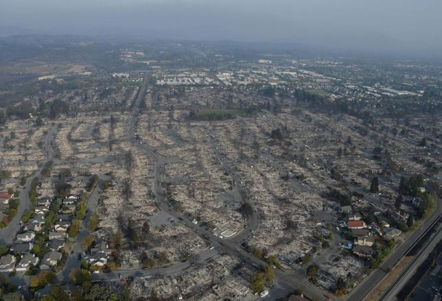 Wildfires Are Burning Housing Stock Northern California Can't Afford To Lose
