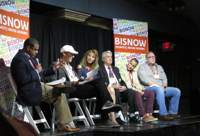 Bisnow's Hospitality and Retail event October 11, 2017