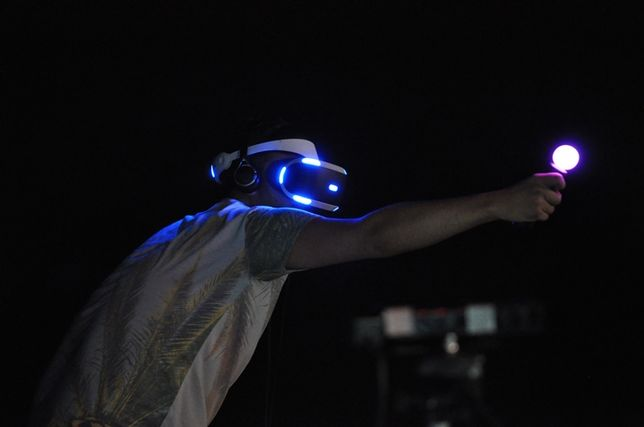 Virtual Reality Arcade Opening In Parma