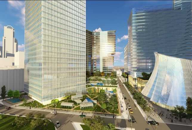 20-Acre Mixed-Use Development To Rise In Downtown Dallas