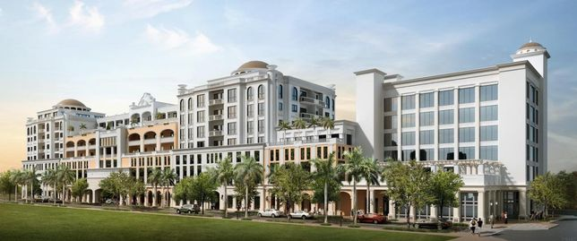 Giralda Place in Coral Gables, Florida (near Miami) will include 33 residential condos and a WeWork location.
