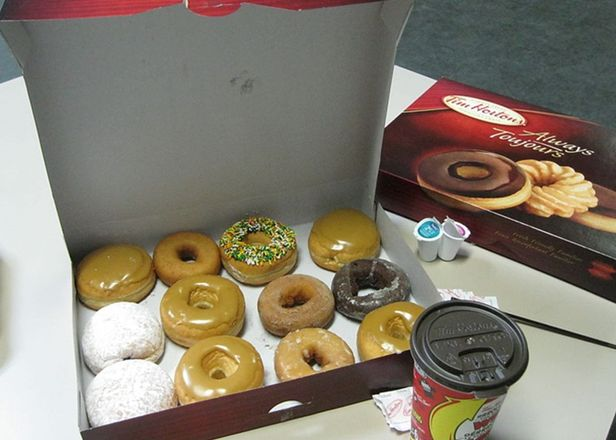 Tim Hortons To Move Into Northern Ohio With 105 Stores
