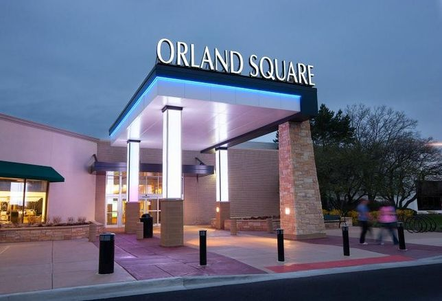 Orland Square Mall, Orland Park, Illinois
