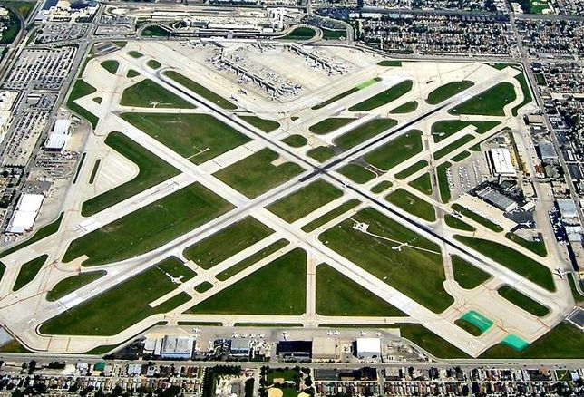 Midway International Airport, Chicago