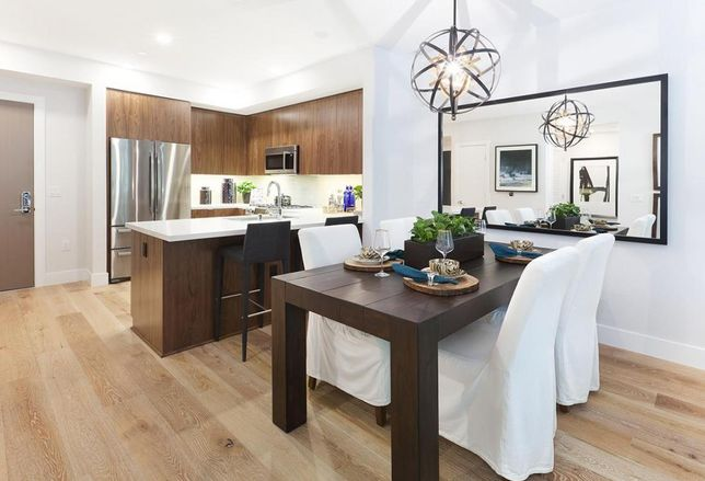 New Mountain View Condo Project Begins Sales