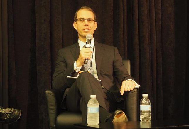 GSA PBS Commissioner Dan Mathews