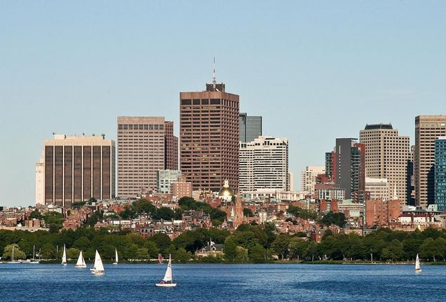 Boston's Office Market Thrives, But Landlords Face Stiff Coworking Competition