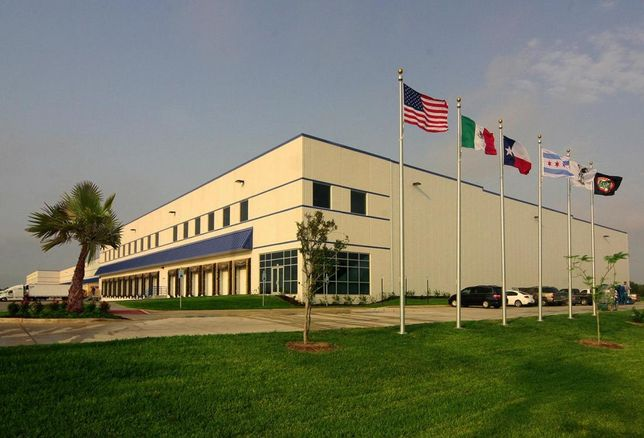Meeting The Nation's Demand For Cold Storage And Food Processing Facilities