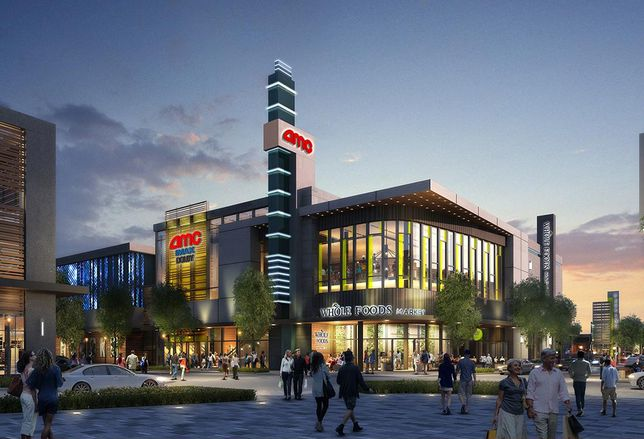Movie Theater To Partially Anchor Downtown Sunnyvale Project
