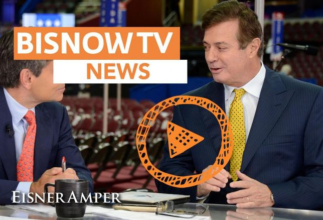 BisnowTV: Top Stories Heading Into The Week Of Nov. 6 - Presented By EisnerAmper