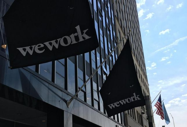 WeWork's Tech Acquisitions Show The Rise Of The Surveillance Workplace