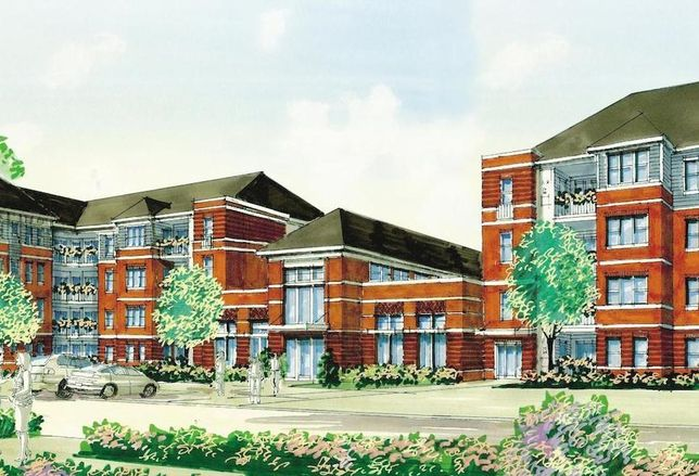 Bozzuto Lands $61M For New Apartment Complex Near Annapolis