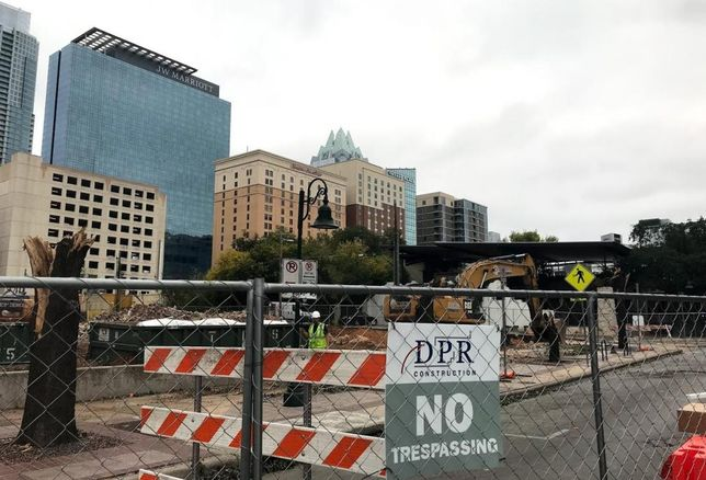 Third Convention Hotel On The Way For Austin