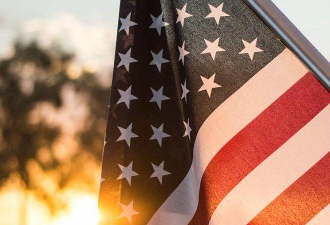 The American Flag, military, U.S. economy, US economy