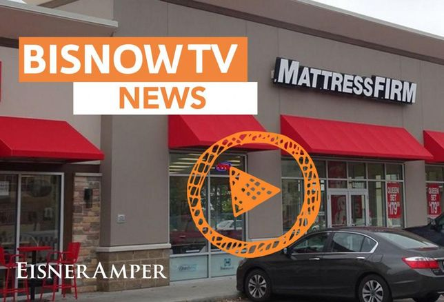 BisnowTV: Top Stories Heading Into The Week Of Nov. 13 - Presented By EisnerAmper