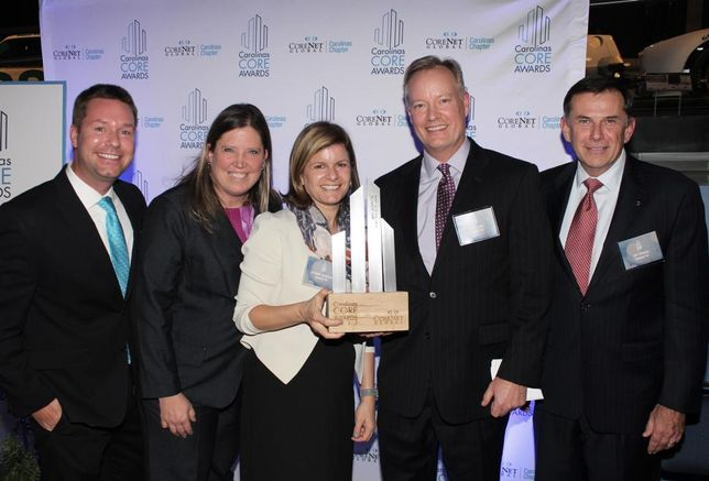 Sealed Air Corporation - Project of the Year larger than 50K sf CoreNet Global