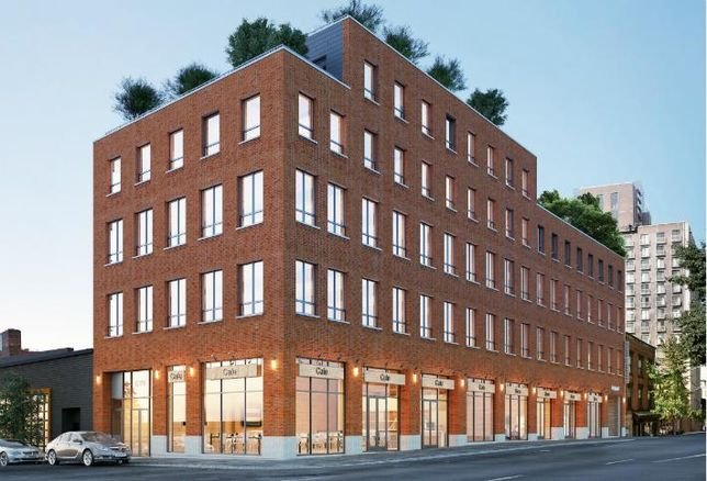 New York's First Timber Buildings In Over A Century Break Ground In Williamsburg