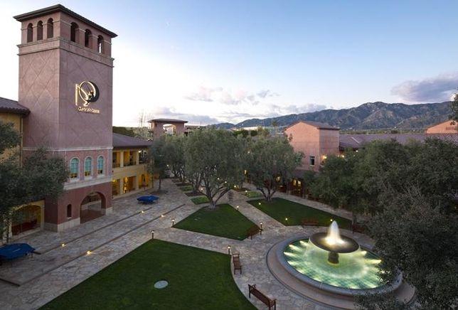 DreamWorks Animation HQ in Glendale