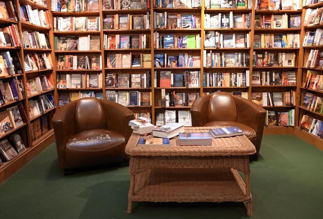 Landlords Are Bypassing Banks For Independent Bookstores