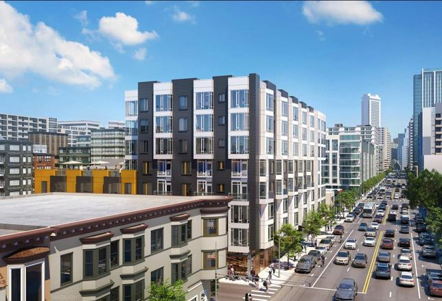 Trammell Crow Residential Plans To Build Mixed-Use Housing In Mid-Market