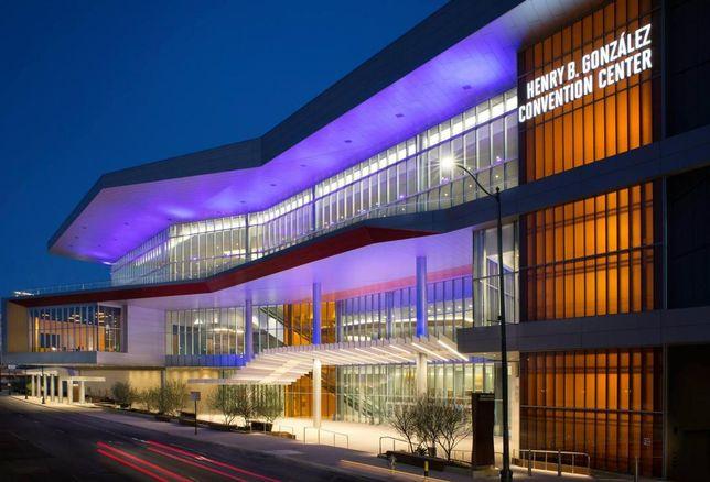 Austin Falls Behind San Antonio In Convention Center Game