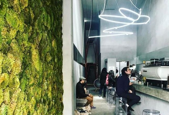 With its unique design and positive reviews, GiorgiPorgi coffee shop in Los Angeles has been receiving offers from developers to relocate or open a second shop, according to its owners.