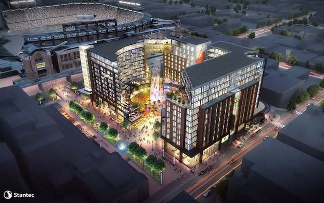 Plans For Rockies' West Lot Unveiled