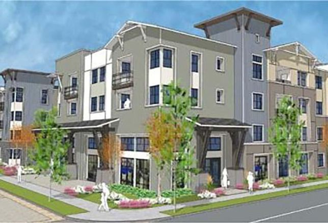 Newport Beach-based Shopoff Realty Investments and Wayne, Pa.-based Argosy Real Estate Partners received approval to build 546 apartments and townhomes on 901 E. South St. in Anaheim.
