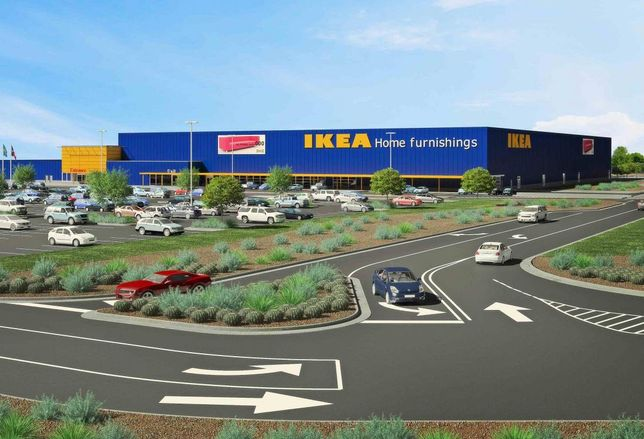 Christmas Arrives Early For San Antonio With IKEA, 800K SF Project Announcement
