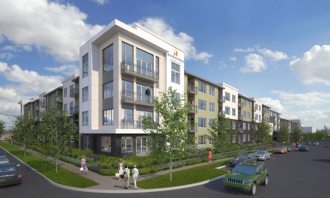 Adult Apartments Planned For Lakewood