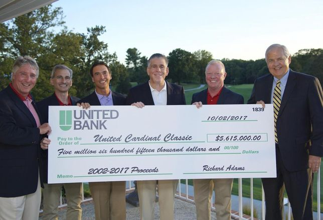 United Cardinal Classic Has Raised Over $5.6M For Greater Washington Charities