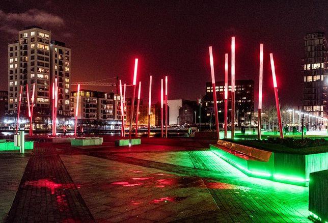 Grand Canal Square Dublin