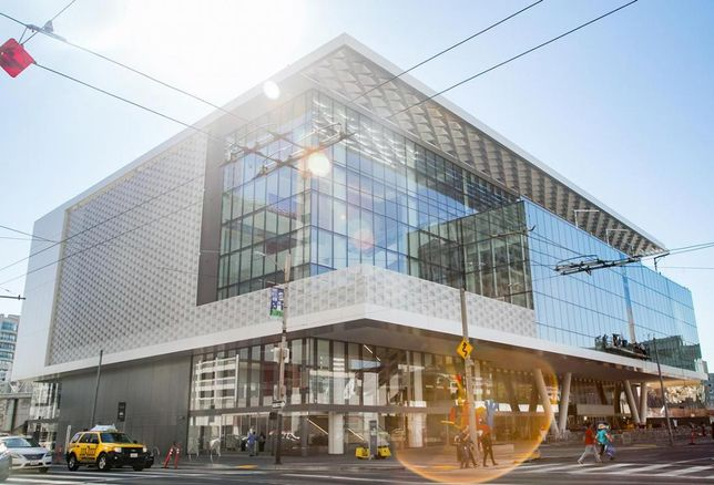 Moscone Center To Be Among Most Sustainable San Francisco Buildings