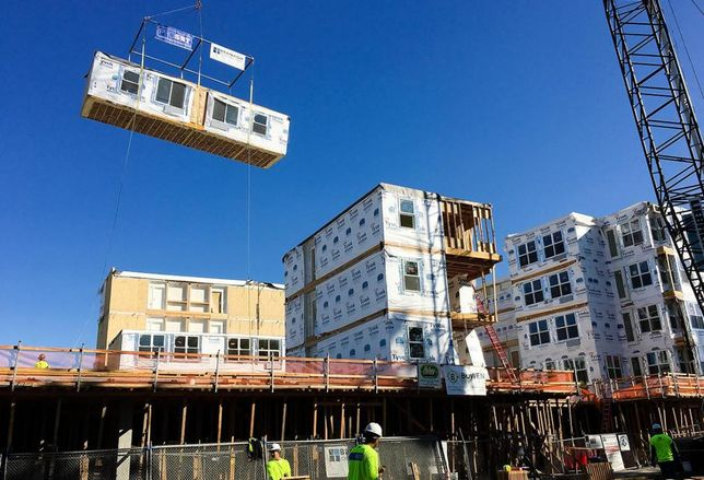 San Jose Embarks On Modular Construction For Supportive Housing