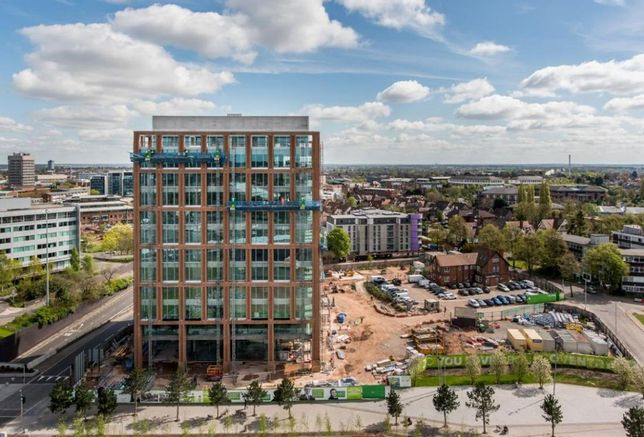 One Friargate, Coventry, UK, developed by Cannon Kirk