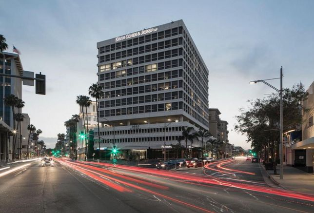Madison Partners Arranges $143.6M Sale Of Office Building In Beverly Hills