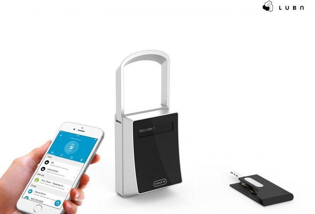 Lubn smart lockbox