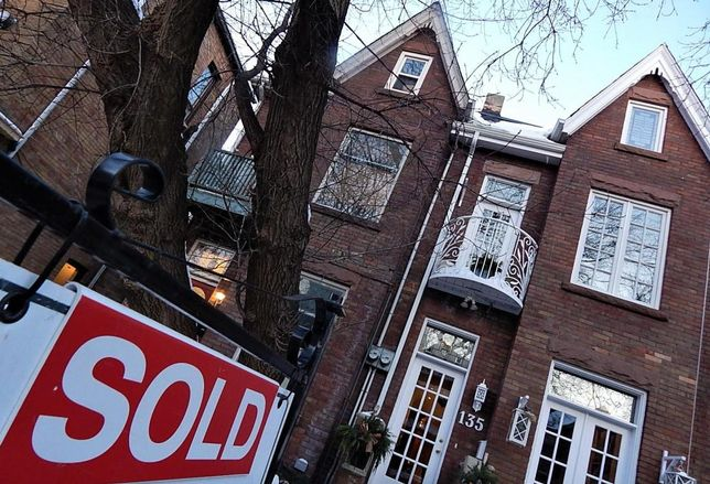 TREB Housing sales CRE GTA Toronto