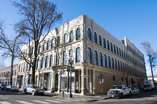 NBP Takes Clutch Of Vintage Portland Buildings, Now Creative Office, For $19M