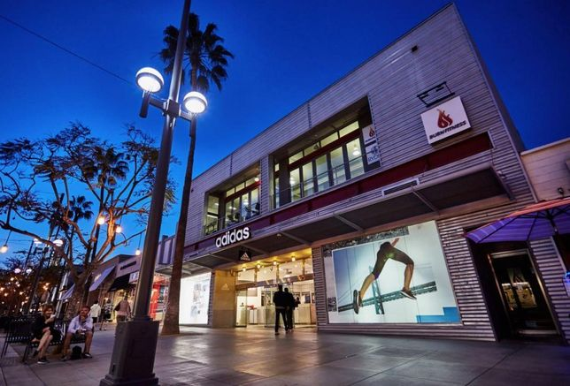 Retail Is Changing In Santa Monica's Third Street Promenade, Silicon Beach