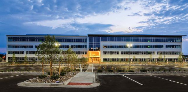Invesco Advisers Buys Gogo Building In Broomfield