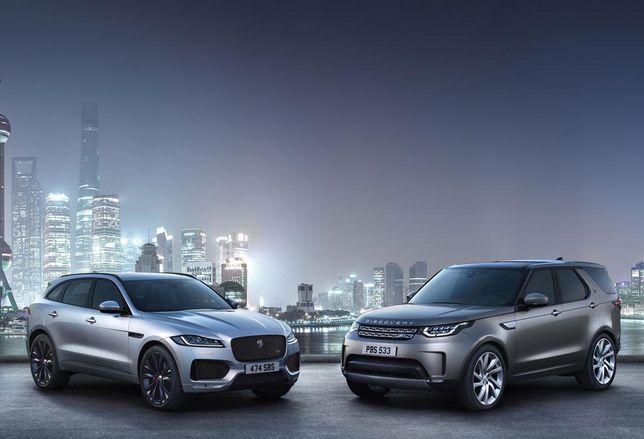 JLR Jaguar Land Rover 2018