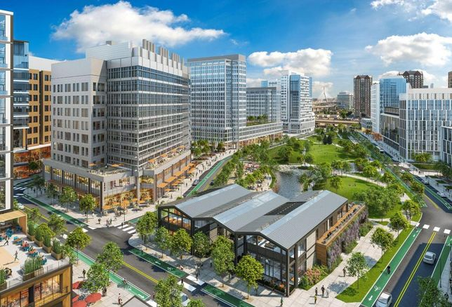 Another Company Is Ditching The Suburbs For Boston's Urban Core