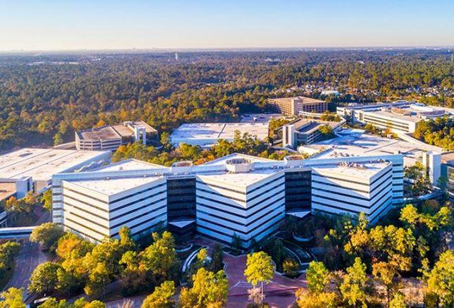 HPE Campus in Northwest Houston