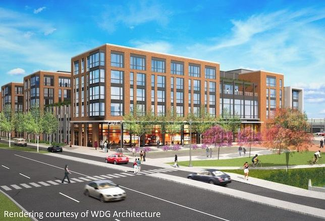 Gilbane Signs Deal With WMATA To Build 440-Unit College Park Project