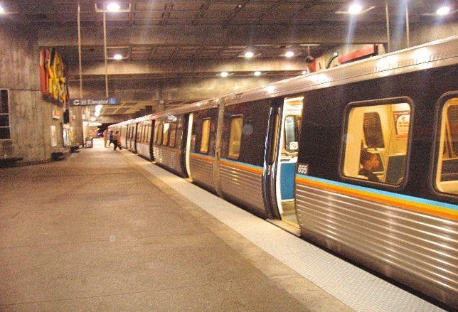 Atlanta MARTA subway